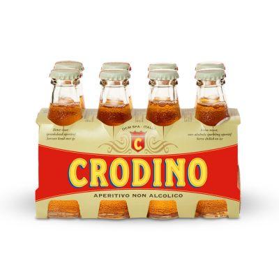 Crodino clip 8 x 10cl
