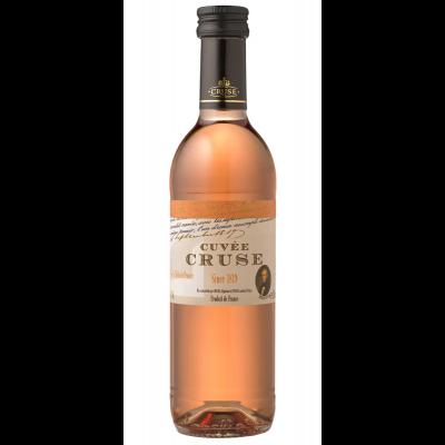 Cruse Cuvée Rosé fles 25cl