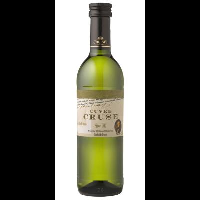 Cruse Cuvée Wit fles 25cl