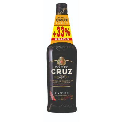 Porto Cruz Tawny fles 1l (33% gratis)