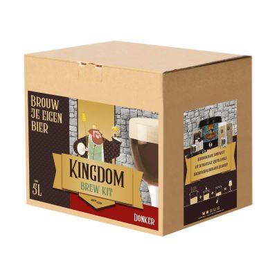 Kingdom Beer Brew Kit Donker