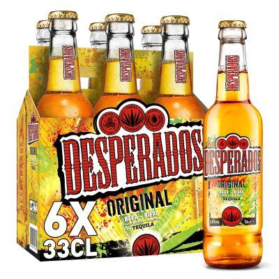 Desperados 6 x 33cl