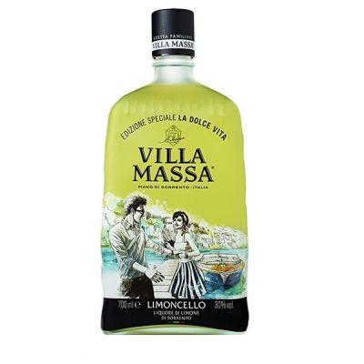 Limoncello Villa Massa (limited edition) fles 70cl