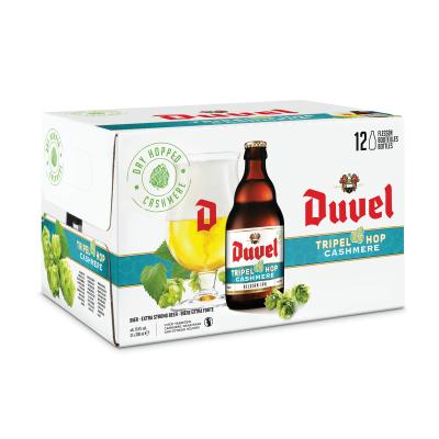 Duvel Tripel Hop Cashmere karton 12x33cl