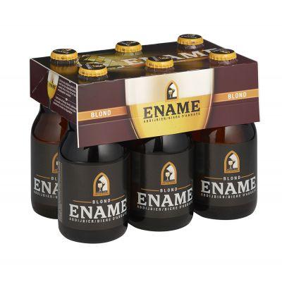 Ename Blond clip 6 x 33cl