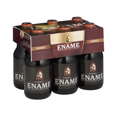 Ename Dubbel clip 6 x 33cl