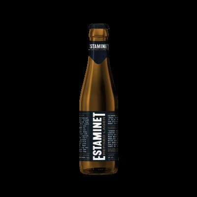Estaminet  – Refined Lager fles 25cl