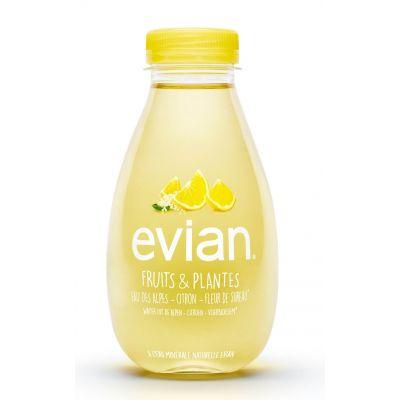 Evian Citroen & Vlierbloesem pet 37cl