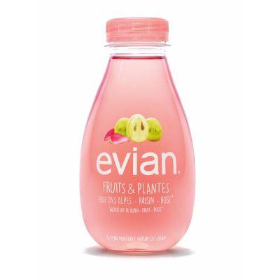 Evian Druif & Roos pet 37cl