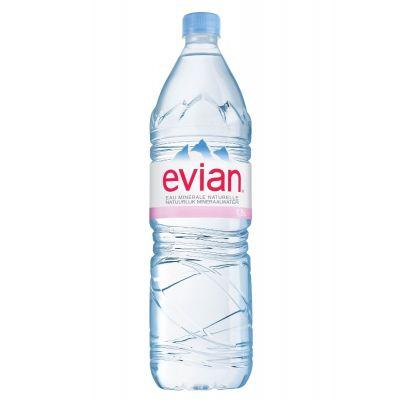 Evian pet 1,5l