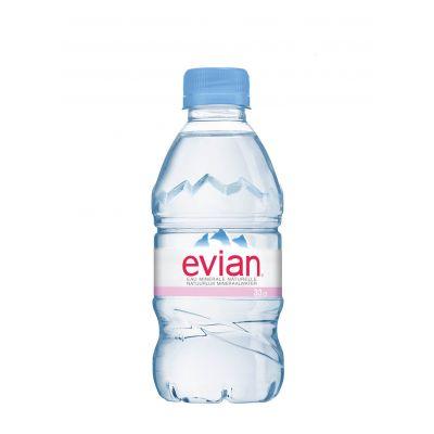 Evian pet 33cl