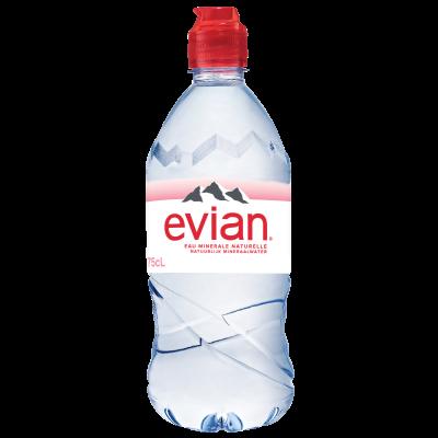 Evian Action Sport pet 75cl