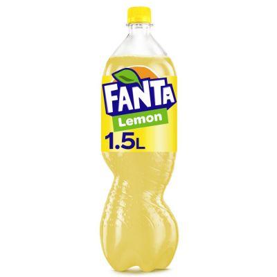 Fanta Lemon pet 1,5l