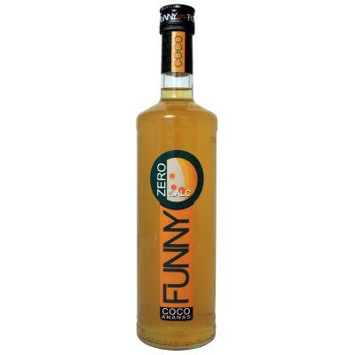Funny 0% Coco Ananas fles 70cl