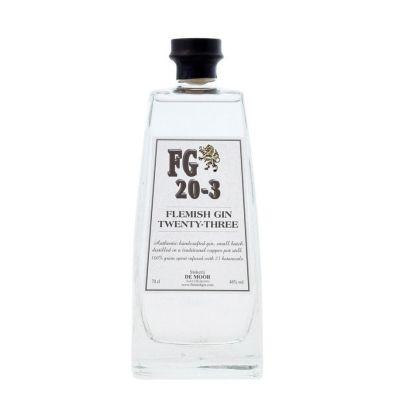 FG 20-3 (Flemish Gin) fles 70cl
