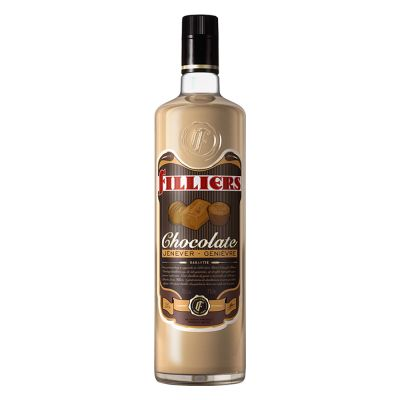 Filliers Chocolade fles 70cl