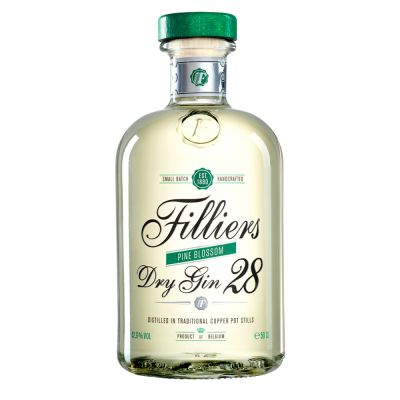 Filliers Dry Gin 28 Pine Blossom fles 50cl