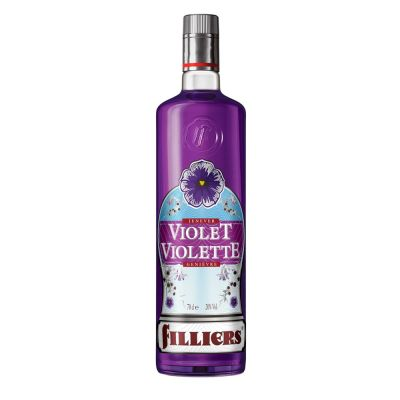 Filliers Violet fles 70cl