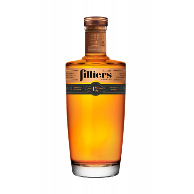 Filliers Barrel Aged Jenever 12Y fles 70cl