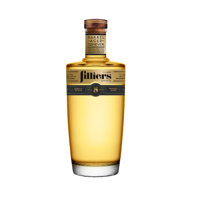 Filliers Barrel Aged Jenever 8Y fles 70cl