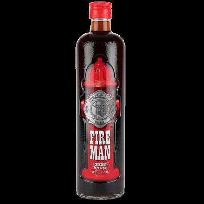 Fireman fles 70cl
