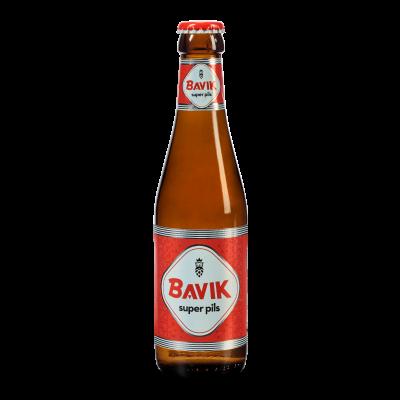 Bavik Super Pils fles 25cl