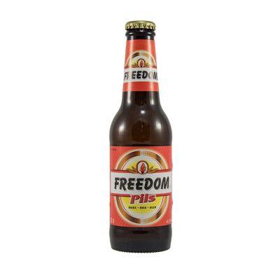 Freedom Pils fles 25cl