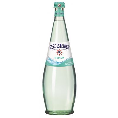Gerolsteiner Medium  GM fles 75cl