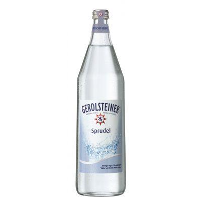 Gerolsteiner Sprudel fles 1l