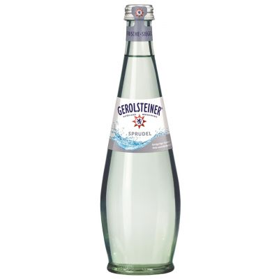 Gerolsteiner Sprudel GM fles 50cl