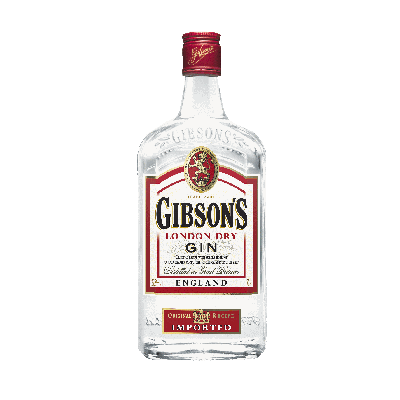 Gibson's London Dry fles 70cl
