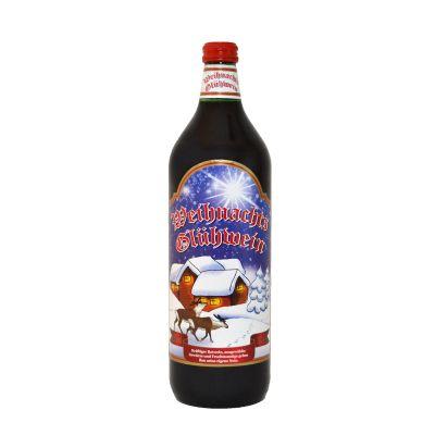 Gluhwein Weihnachts fles 1l