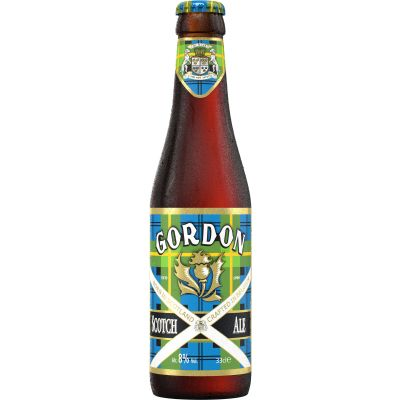 Gordon Finest Scotch Ale fles 33cl