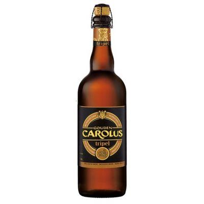 Gouden Carolus Tripel fles 75cl