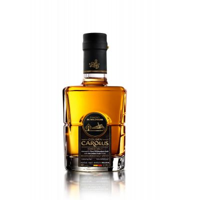 Gouden Carolus Single Malt fles 20cl