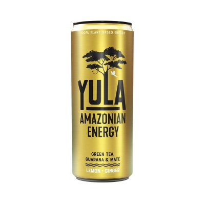Yula Lemon + Ginger blik 25cl