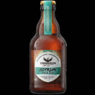 Grimbergen Astrum Pale Ale fles 33cl