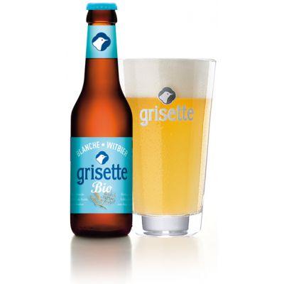 Grisette Blanche fles 25cl