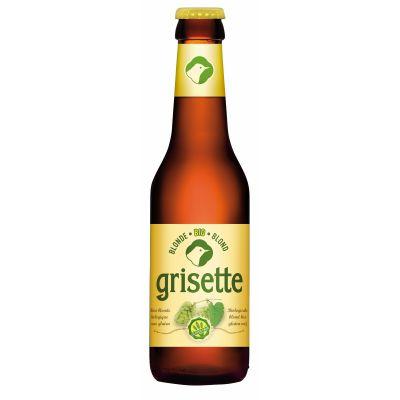 Grisette Blond glutenvrij fles 25cl