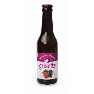 Grisette Bosvruchten fles 25cl