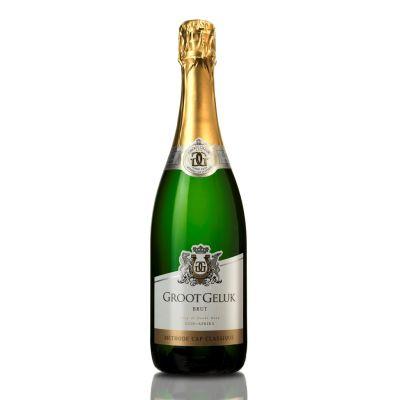 Groot Geluk Brut Cap Classique fles 75cl