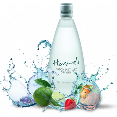 Haswell London Dry Gin fles 70cl