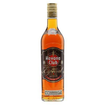 Havana Club Añejo Especial fles 1l