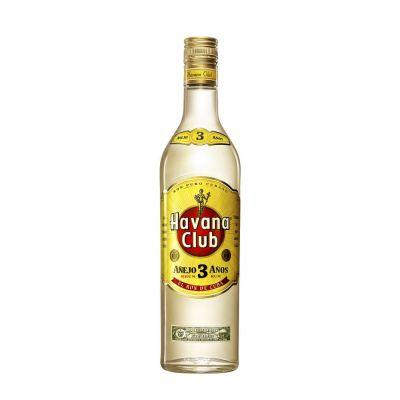 Havana Club White Rum 3Y fles 70cl