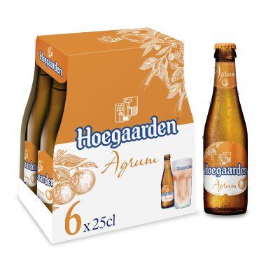 Hoegaarden Radler Agrum clip 6 x 25cl