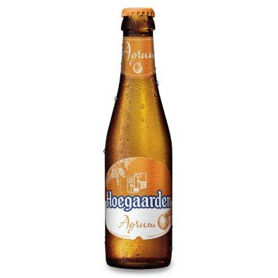 Hoegaarden Radler Agrum fles 25cl