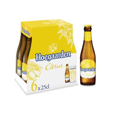 Hoegaarden Radler Citrus clip 6 x 25cl