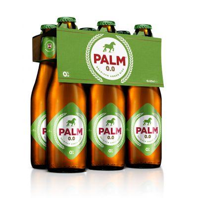 Palm 0,0% clip 6 x 25cl
