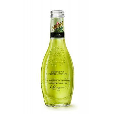 Schweppes Premium Mixer Matcha fles 20cl