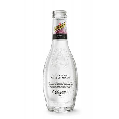 Schweppes Premium Mixer Pink Pepper fles 20cl